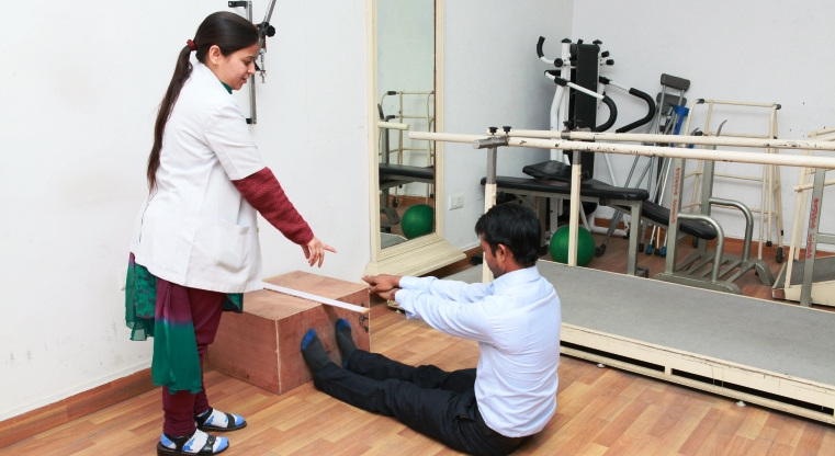 diploma physiotherapy in India